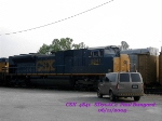 CSX 4841   SD70ACe   06/11/2005